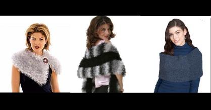 Oscar Party Accessories, Knit pattern, Crochet pattern