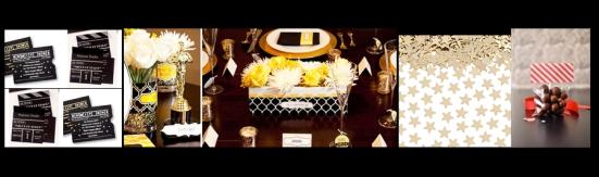 DIY Oscar Party Decorations, Do-It-Yourself Crafts, Academy Awards