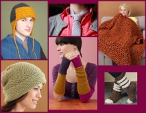 Quick and Easy Knitting and Crochet Patterns